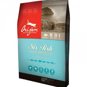 Orijen 6 Fish Dog 11,4 kg
