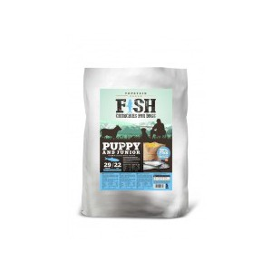 Fish Crunchies for dogs – Puppy/Junior 15kg
