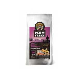 Farm Fresh – Fish Sensitive Mini/Medium Grain Free  15 kg