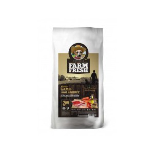 Farm Fresh – Lamb & Rabbit Adult Large Breed Grain Free  15 kg