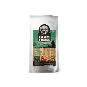Farm Fresh – Lamb & Rice Large Breed  15 kg
