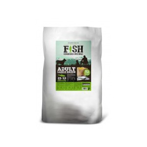 Fish Crunchies for dogs – Adult Large Breed  15 kg